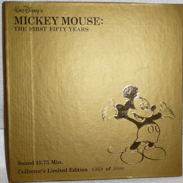 Mickey Mouse: The First Fifty Years