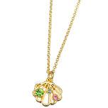 Necklace Amulet Pendant Shell Ariel