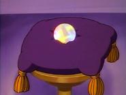 Pearl on display