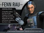 Rebels Info - Fenn Rau