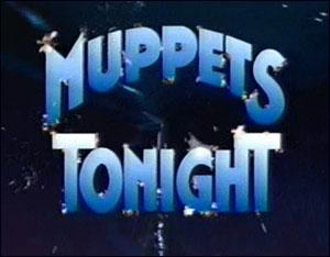 Muppets Tonight Theme Song