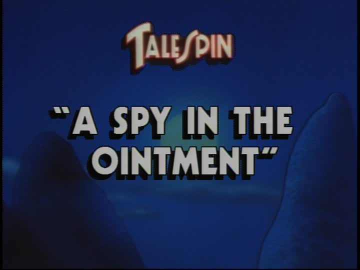 A Spy in the Ointment