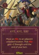 DVG Aye Aye Sir