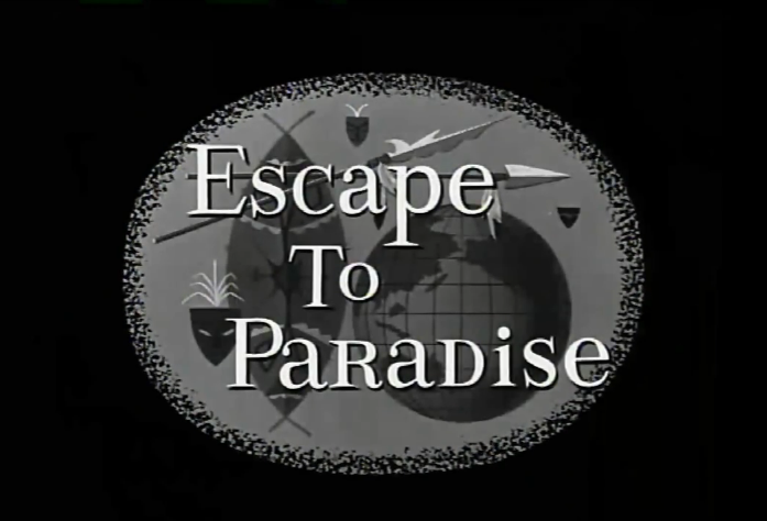 Escape to Paradise/Water Birds