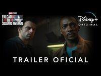 Falcão e o Soldado Invernal - Marvel Studios - Trailer Oficial Dublado - Disney+