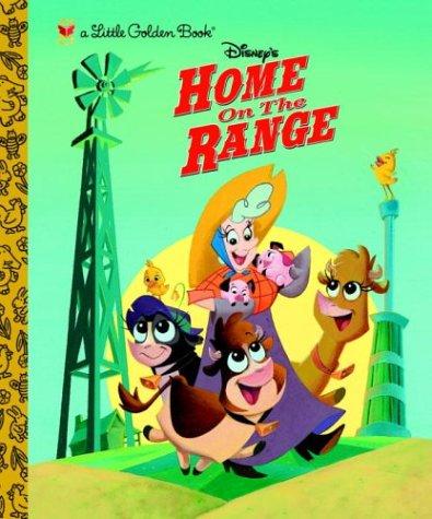 Home on the Range (Little Golden Book)