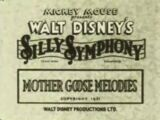 Mother Goose Melodies