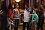Raven's Home - 1x06 - Adventures in Mommy-Sitting - Photography - Kids 2