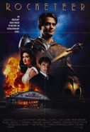 Rocketeer Theatrical Poster