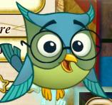 Watson the Owl