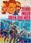 20000 leagues german poster original