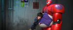 Baymax Animation 7