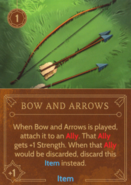 DVG Bow and Arrows