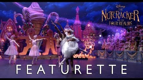 """Disney's The Nutcracker and The Four Realms - """"On Set with Misty Copeland"""" Featurette"""