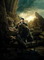 Loki-ThorTDW-poster