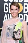 Lucy Liu Golden Globes