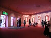 Mickey Mouse Revue Preshow Area