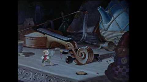 Pinocchio (70th Anniversary Platinum Edition) Spring 2009 Trailer
