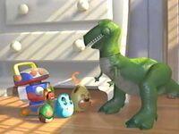 Pixar abc treats vhs