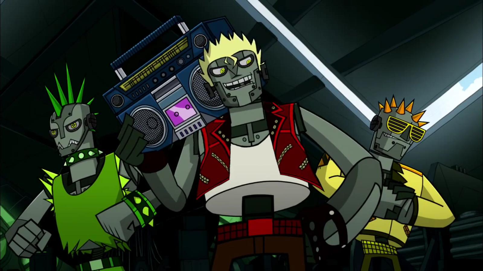 Punk-Bots