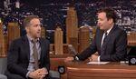 Ryan Reynolds visits Jimmy Fallon