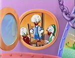 Toon Disney bumper - Quack Pack (1998-2002)