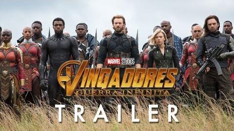 Trailer Vingadores Guerra Infinita - 26 de abril nos cinemas