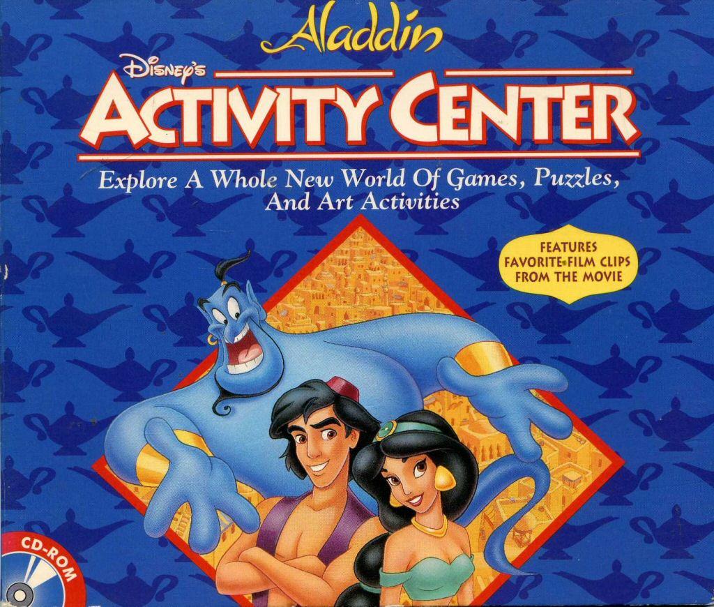 Aladdin: Activity Center