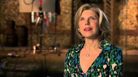 """""""Into the Woods"""" Interview with Christine Baranski"""