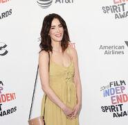 Abigail Spencer 33rd Film Independent Spirit Awards