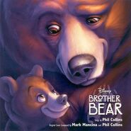 Brother bear soundtrack cover