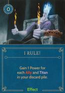 DVG I Rule
