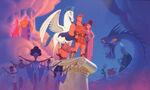 Hercules New-to-Blu-Ray 1