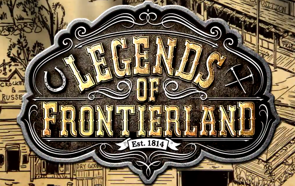 Legends of Frontierland: Gold Rush!