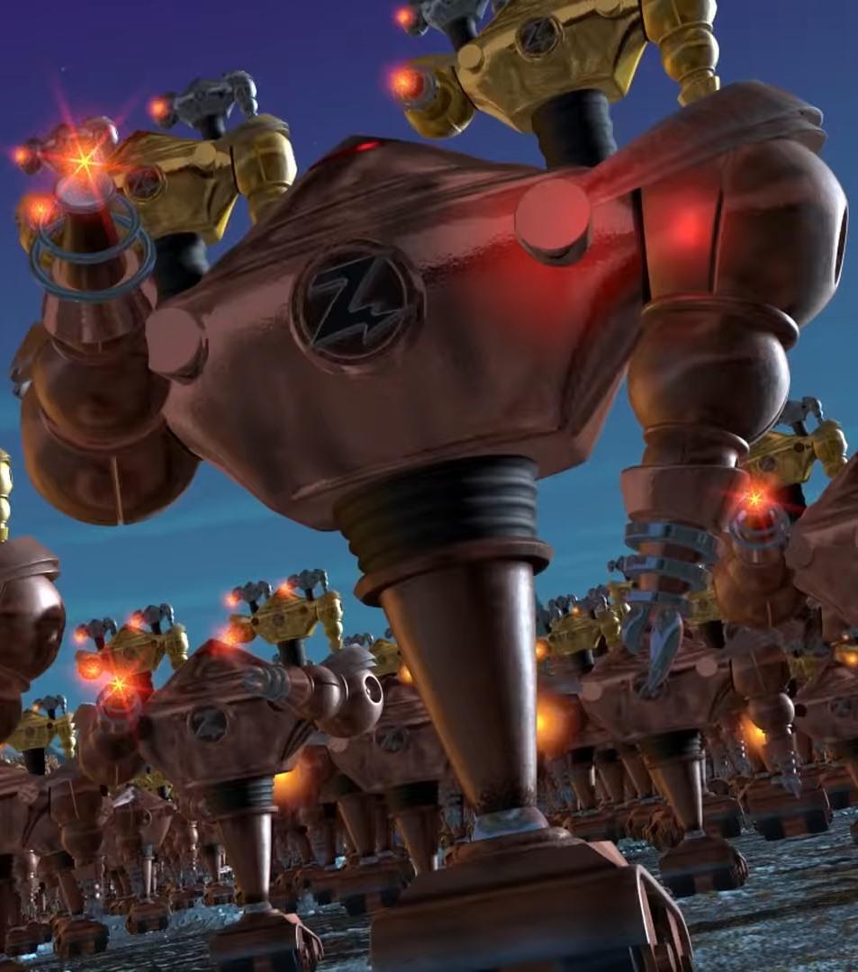 Zurg Bots
