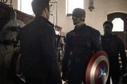 The Falcon and The Winter Soldier - 1x04 - The Whole World is Watching - Photography - Bucky Vs. John