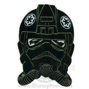 WDW - Star Wars Weekends 2008 - Jumbo Helmet TIE-Fighter Pilot