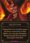 DVG Deception