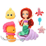 Doll Disney Animator Collection Mini Playset Ariel
