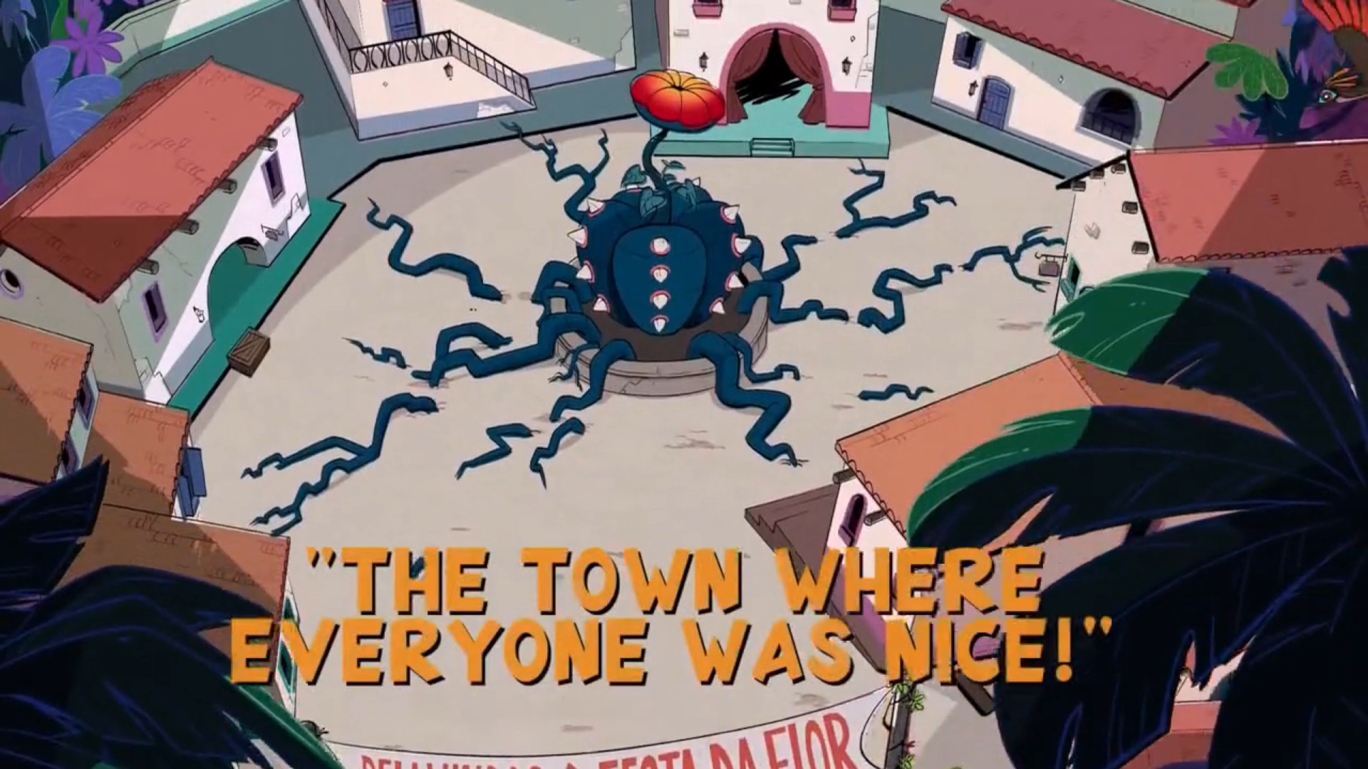 A Cidade Onde Todos Eram Legais!