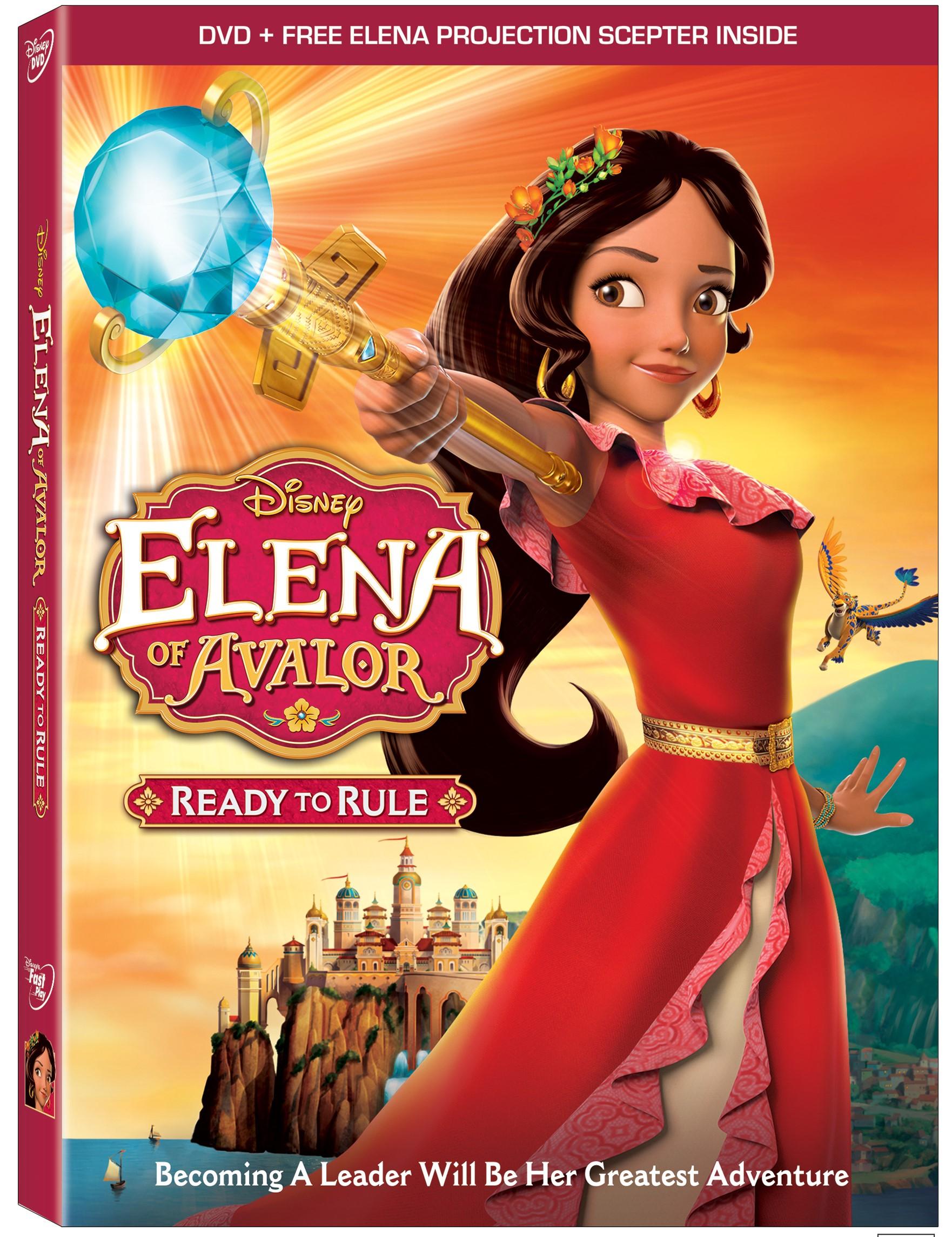 Elena of Avalor videography