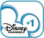 Logo Disney Channel+1 2010