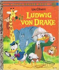 Ludwig Von Drake (Little Golden Book)