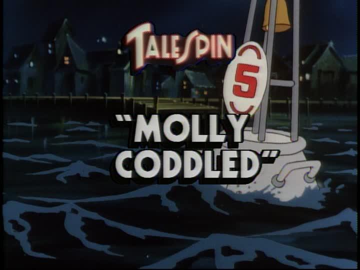 Molly Coddled