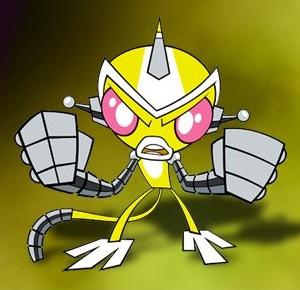 Nova (Super Robot Monkey Team Hyperforce Go!)