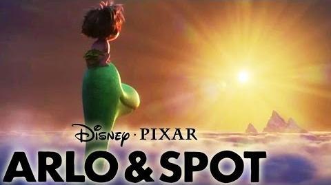 ARLO & SPOT - Genau genommen - Ab 26.11.2015 im Kino - Disney HD