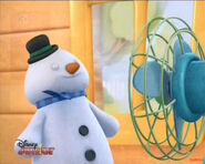 Chilly fan
