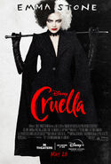 Cruella official poster