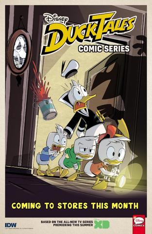 DuckTales: Os Caçadores de Aventuras (IDW)