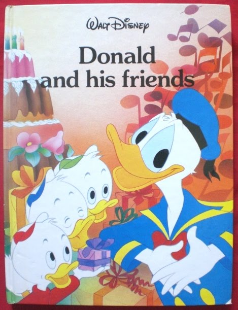 Donald and His Friends